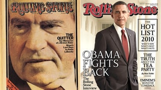 Rolling Stone at 50: From Nixon to Trump, Talking to Power