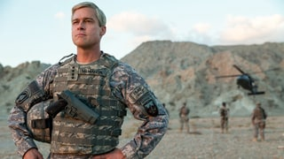See Brad Pitt Play Runaway General in 'War Machine' Trailer