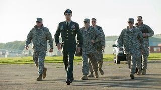 Watch Brad Pitt Handle Rowdy Troops in 'War Machine' Trailer