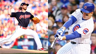 What First Game of World Series Says About Indians, Cubs