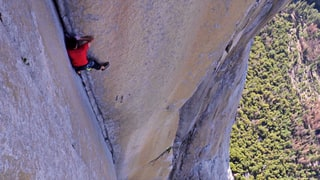 Watch World's Most Dangerous Rope-Free Climb Ever