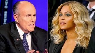 Rudy Giuliani Slams Beyonce's Super Bowl 50 Halftime Performance as an 'Attack' on Police