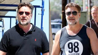 Russell Crowe Lost 52 Pounds: See His Dramatically Slimmer Look