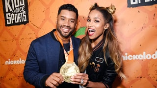 Ciara, Russell Wilson, Zendaya and More Hit the Kids' Choice Sports Awards 2016