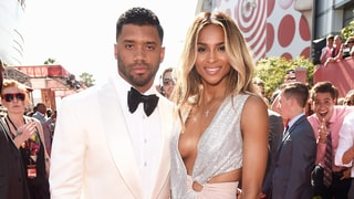 Ciara and Russell Wilson Make Red Carpet Debut as Married Couple at ESPYS