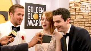 Emma Stone's Reaction to Ex Andrew Garfield Kissing Ryan Reynolds Is Priceless