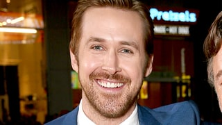 Ryan Gosling Can't Stop Smiling At the Mention of His New Baby Daughter Amada