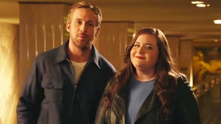 Ryan Gosling Spits on a Baby, Narrowly Avoids Kissing Aidy Bryant in Saturday Night Live Promos: Watch