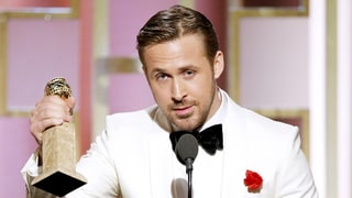 Ryan Gosling Gushes Over His 'Lady' Eva Mendes at 2017 Golden Globes