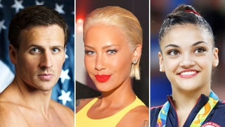 'Dancing With the Stars' Season 23 Cast Revealed: Ryan Lochte, Amber Rose Make Official Cut