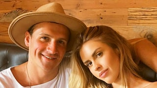Ryan Lochte Hasn't Looked at Fiancee Kayla Rae Reid's 'Playboy' Spread: 'I Don't Want to See Her as Just That'