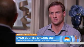 Ryan Lochte: 'My Immature, Intoxicated Behavior Tarnished' Rio Olympics