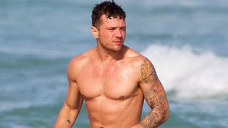 Ryan Phillippe Flexes, Displays Washboard Abs in Miami Post-Engagement — See His Sexy Beach Bod!