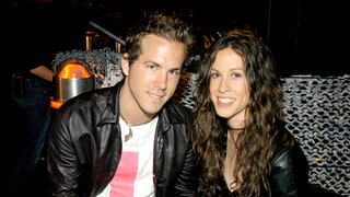 Ryan Reynolds Sings Ex-Fiancee Alanis Morissette's 'Ironic' on Live TV: Watch!