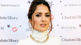 Salma Hayek's Dog Was Trespassing When Neighbor Shot and Killed It, Police Conclude