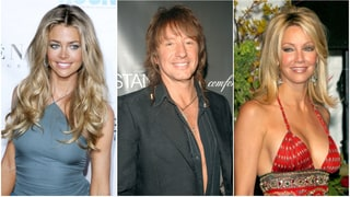 Denise Richards, Richie Sambora, Heather Locklear