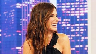 Sandra Bullock: 'I Have the Loudest Children on the Planet!'