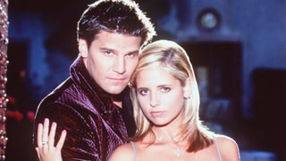 Sarah Michelle Gellar Wishes 'Buffy the Vampire Slayer' Costar David Boreanaz a Happy Birthday With Throwback Pics: 'Immortality Looks Good on You'