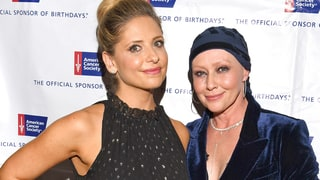 Shannen Doherty Says 'Cancer Has Changed My Life for the Better' as She's Presented With Award by Sarah Michelle Gellar