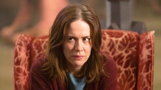 Here's Why 'American Horror Story: Roanoke' Fans Are Freaking Out About the Finale's 'Asylum' Surprise (Lana Winters?!)