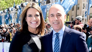 Savannah Guthrie Makes Surprise Appearance Amid Maternity Leave for Matt Lauer's 20th Anniversary on 'Today' Show