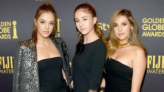 Sylvester Stallone's Three Gorgeous Daughters Will Share the Title of Miss Golden Globe 2017
