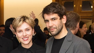 Scarlett Johansson Attends Party With Romain Dauriac Amid Split News: Photos