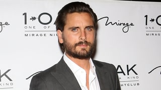 Scott Disick Shares Adorable Photo of Sleeping Daughter Penelope Disick, His 'Dream Girl'