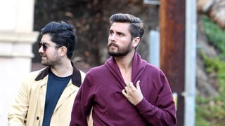 Scott Disick Goes House Hunting in Beverly Hills