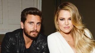 Scott Disick Jokes About Rumors Khloe Kardashian Is Having His Baby: 'Fingers Crossed!'