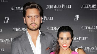 Kourtney Kardashian Posts Sexy Bikini Booty Snap After Scott Disick's Explosive Family Fight