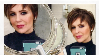 Alyssa Milano Gets Pixie Haircut for 43rd Birthday