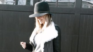 8 Times Celebs Made You Want to Wear a Wool Fedora