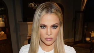 Khloe Kardashian Loses Her Lob in Favor of Extra-Long Hair Extensions