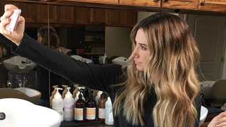 Ashley Tisdale Is Obsessed With Her New Just-in-Time-for-Coachella Extensions