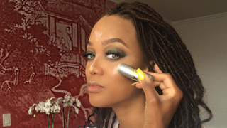 Tyra Banks Created Makeup for 'Chocolate' Girls to Contour Properly