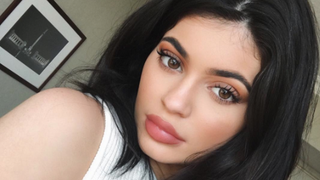 Kylie Jenner's 'Low Key Hard' Makeup Routine Includes Baking Her Brows