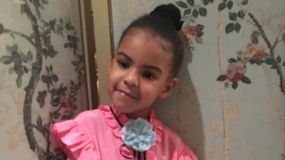 Blue Ivy Models in a 'Photo Shoot' Directed by Aunt Solange