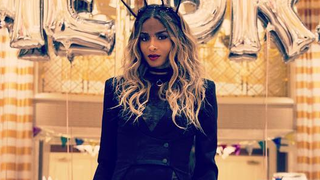 See the Barely There Outfit Ciara Wore to Her Bachelorette Party