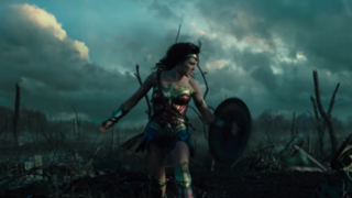 See Wonder Woman Fight Entire Army in First Official Trailer