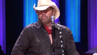 See Toby Keith's Faithful Merle Haggard Tribute at the Grand Ole Opry