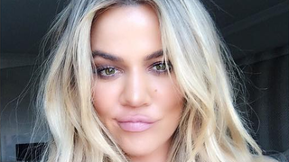 Khloe Kardashian Swears By This One Product to Get Rid of a Pimple Overnight