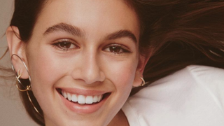 Kaia Gerber Lands First Solo Magazine Cover
