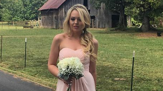 Tiffany Trump Was Maid of Honor at Her Aunt's Wedding — See Her Delicate Bridesmaid Gown