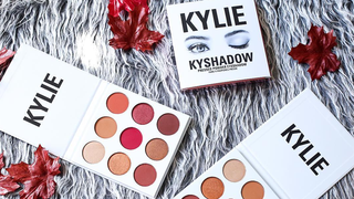 Kylie Jenner Has a Fall-Themed KyShadow Palette on the Way