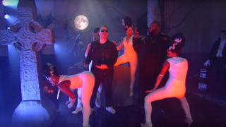 Watch Run the Jewels Rap Naughty 'The Halloween Wiggle' Song