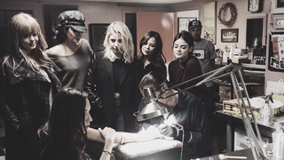 All the 'Pretty Little Liars' Stars Just Got Matching Tattoos