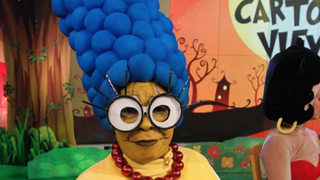 Whoopi Goldberg, Marge Simpson
