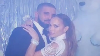 Drake and Jennifer Lopez Kiss, Share a Dance as King and Queen of Their Private Prom: Photo, Video