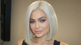 Kylie Jenner Adds Short Blonde Hair to Her Arsenal of Colorful 'Dos